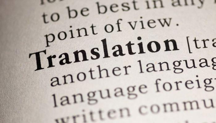 Teksti tõlkimine